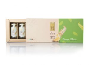Bird's Nest Bottled Ginseng