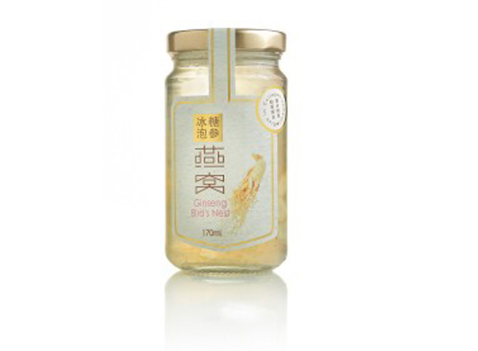 Bird's Nest Bottled Ginseng 170ml