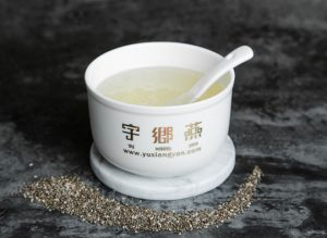 Freshly Cooked Bird's Nest Chai Seed