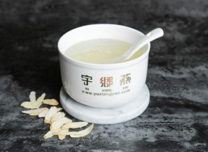 Freshly Cooked Bird's Nest Ginseng