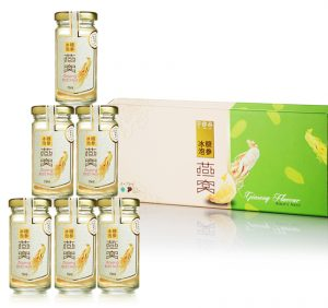 Yu Xiang Yan Bottled Ginseng Bird's Nest Singapore